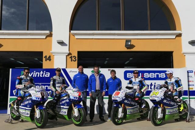 AVINTIA Racing presentacion 2013 Monteblanco 15-03-2013