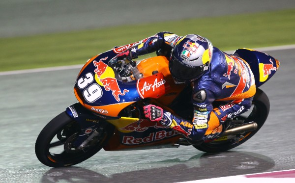 Salom, Moto3, Qatar MotoGP 2013