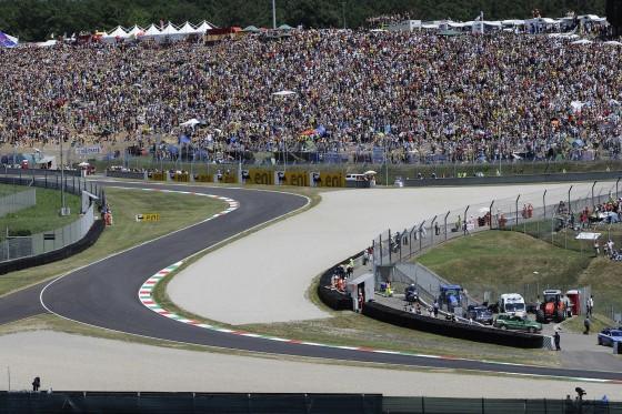 Horarios Gran Premio de Italia