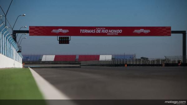 Circuito de Termas de Río Honda
