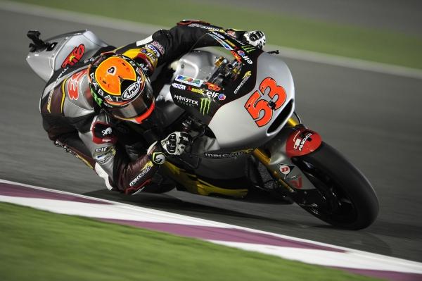 Rabat, Qatar Moto2 2014