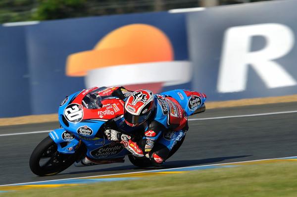 CEV Le Mans Fabio Quartararo