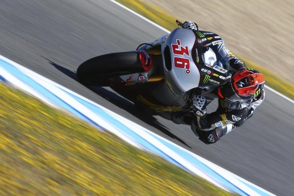 Kallio, Spanish Moto2 2014