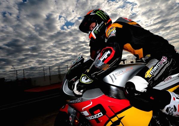 Rabat's Kalex Honda, Moto2, Argentinian MotoGP 2014