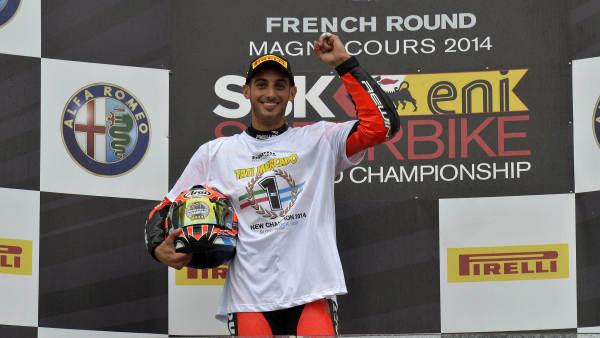 Mercado STK title win