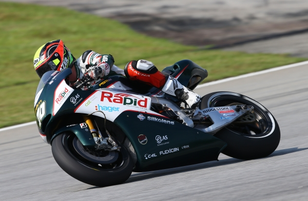 Michael Laverty, Malaysian MotoGP 2014