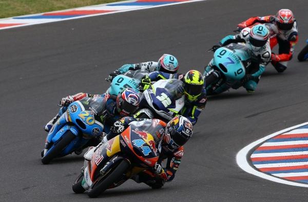 Oliverira, Moto3 race, Argentine MotoGP 2015