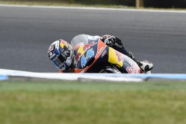 Oliveira, Australian Moto3 2015