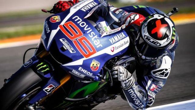 Lorenzo-Valencia-Race