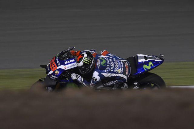 Lorenzo-Qatar-Race