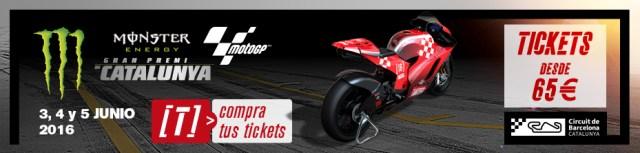 Horarios Gran Premio de Catalunya MotoGP