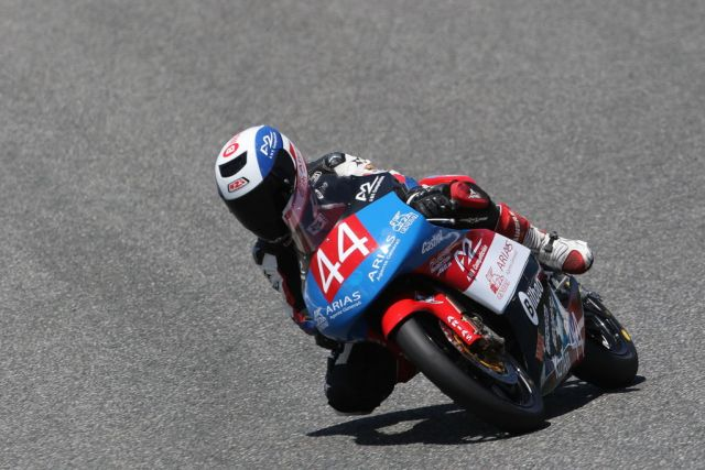 Mikel Mata en Jerez