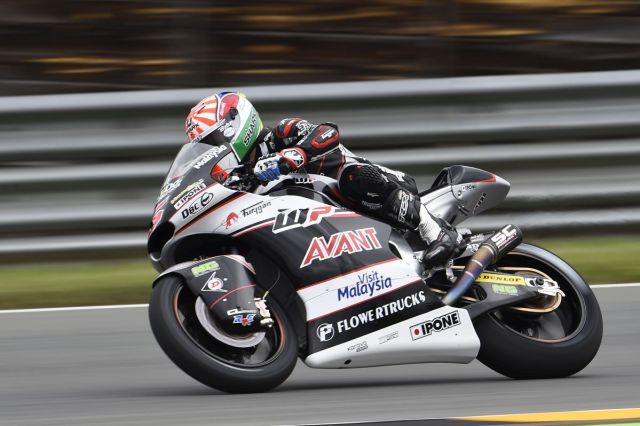 Johan Zarco Foto: © Ajo Motorsport