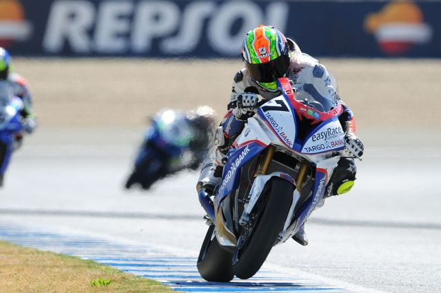 Maxi Scheib en Jerez