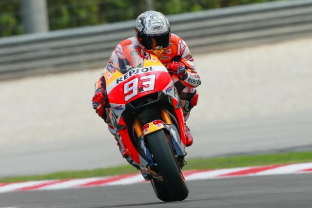 Marc Márquez Gran Premio de Malasia MotoGp