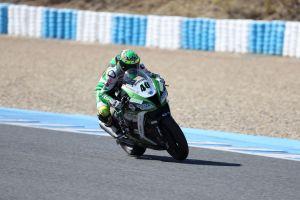 Román Ramos en Jerez