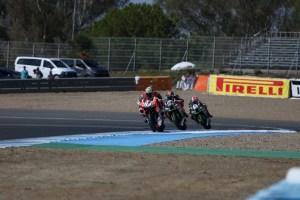 Chaz Davies en Jerez