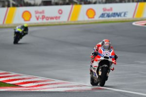 Andrea Dovizioso MotoGp Sepang
