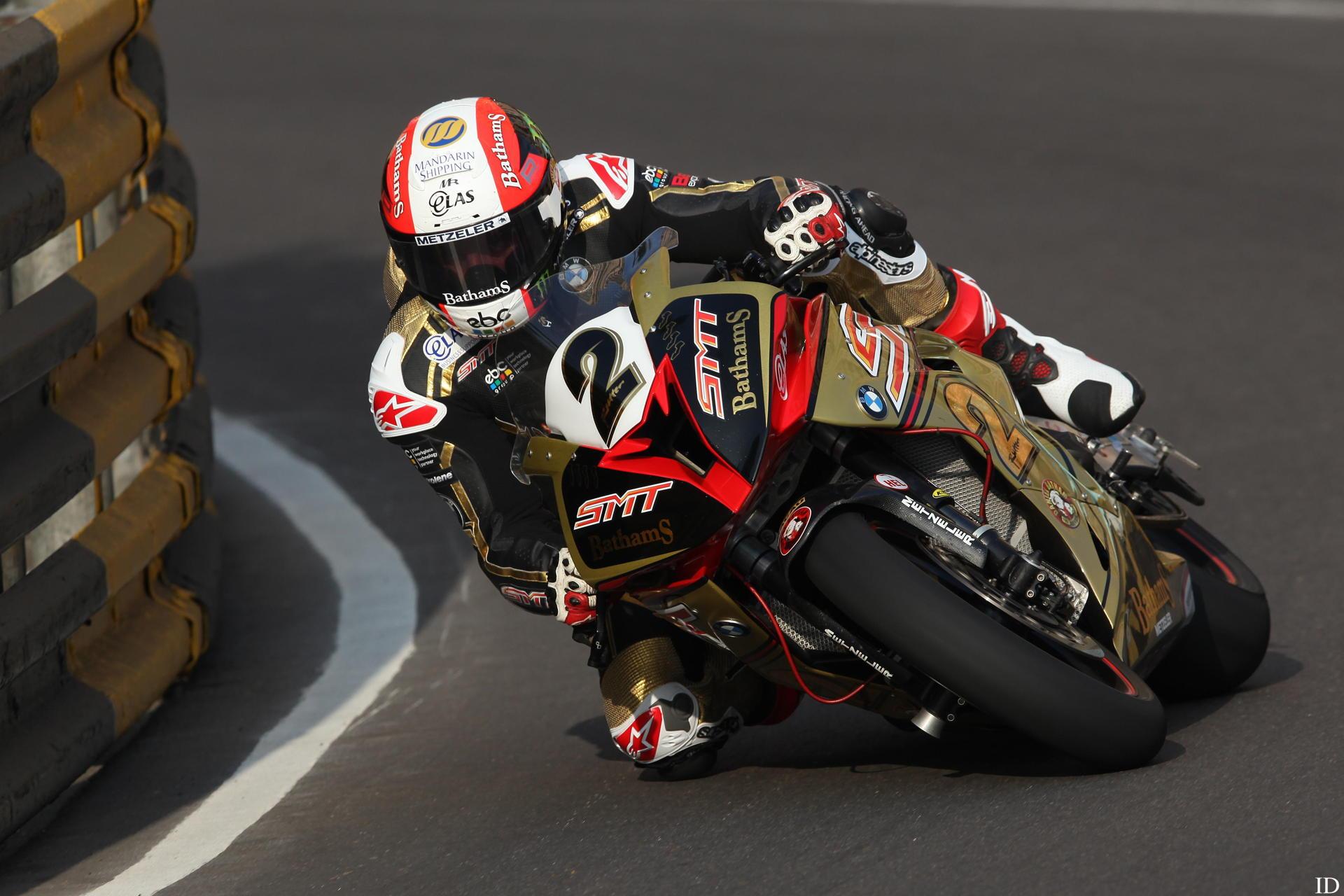 Gran Premio de Macao Michael Rutter