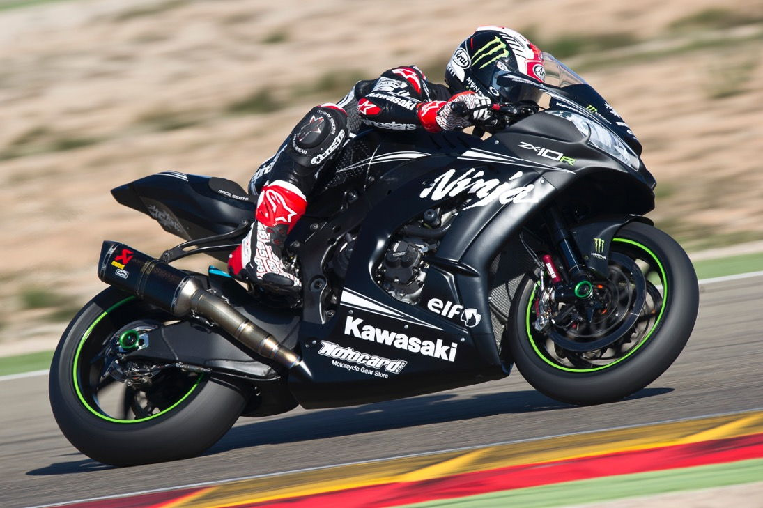Test Superbike Motorland Aragón