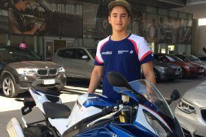 Vicente Kruger, easyRace SBK Team