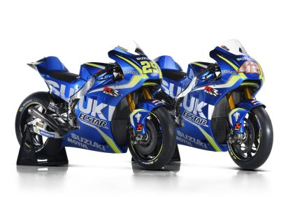 Suzuki_GSX-RR_2017_Couple_Half Front Right