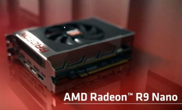 AMD-Radeon-R9-Nano-Graphics-Card