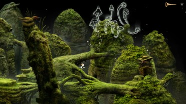 Samorost 3 Mushrooms 2