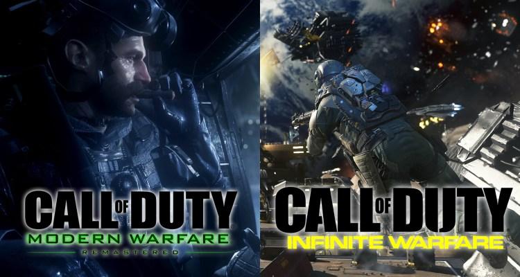 Call Of Duty Infinite Warfare Demo De Gameplay De La Campaña Single Player Trailer De Cod Modern Warfare Remastered Pc Master Race Latinoamérica