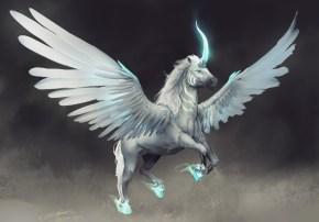 Pegasus Concept Art