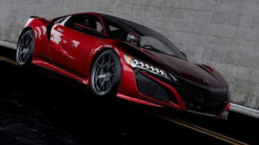 Project CARS 2 Acura NSX