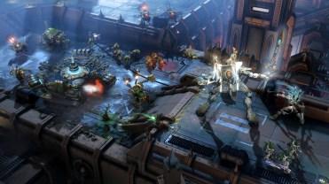 Port Saunders - Multiplayer - Ork v Eld
