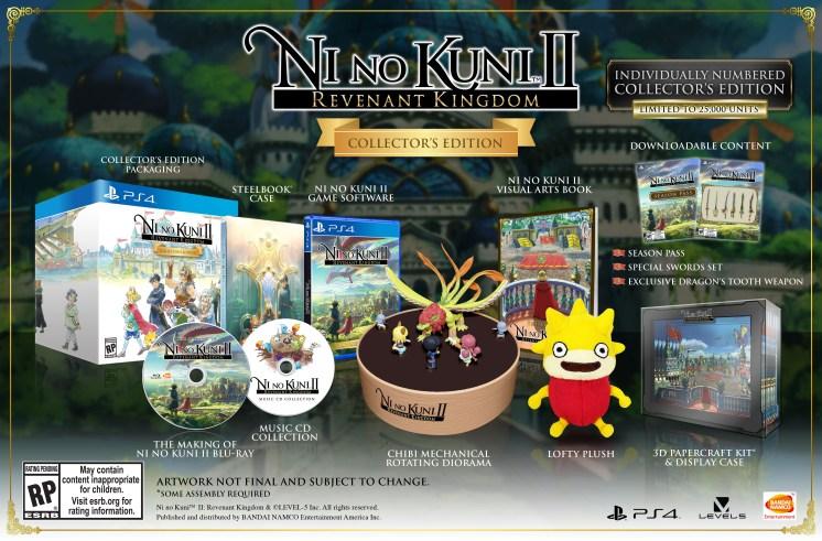 Ni-no-Kuni-II-Revenant-Kingdom Collector's Edition