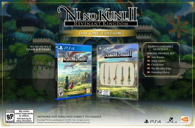 Ni-no-Kuni-II-Revenant-Kingdom Day One Edition