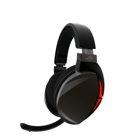 ROG Strix Fusion 300 7.1 gaming headset_left with mic