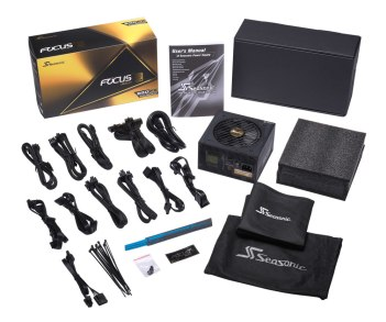 Seasonic FOCUS-PLUS-Gold-FX-850-W-accessories