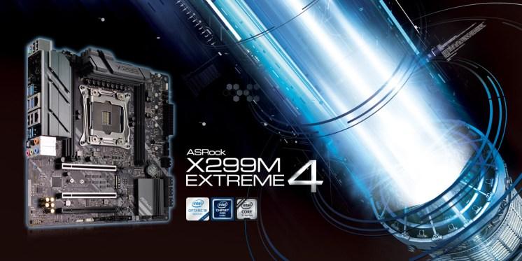 CES 2018-X299M Extreme4