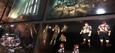 Final Fantasy VII Remake Art Panels 4