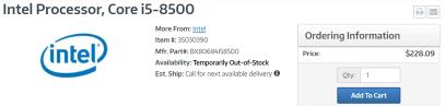 Intel-Processor-Core-i5-8500-BX80684I58500