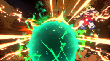 Dragon Ball FighterZ Broly Screen 1