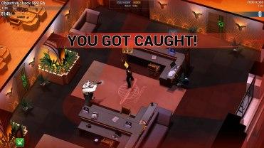 Hacktag - Agent Caught