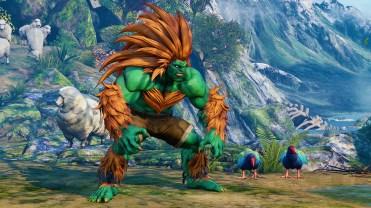 Street Fighter V Blanka Screen 4