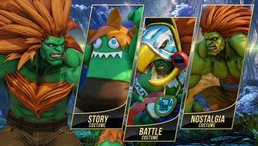 Street Fighter V Blanka Screen 7