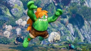 Street Fighter V Blanka Screen 9