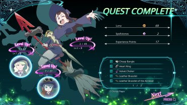 Little Witch Academia Chamber of Time Screen 11