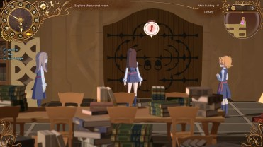 Little Witch Academia Chamber of Time Screen 15