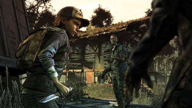 Telltale's Walking Dead The Final Season Screen 3