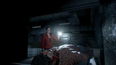 Resident Evil 2 Screen 1