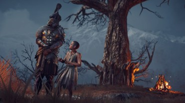 Assassin's Creed Odyssey Legacy of the First Blade Screen 5