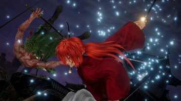 Jump Force Kenshin and Shishio Screen 4